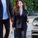 Selena Gomez – Heads to a business meeting at Burbank Studios in Burbank