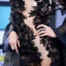 Carmen Aub- 2016 Latin American Music Awards-  Red Carpet - 454 x 302