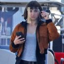 Ana de Armas – on the set of 'The Gray Man' in Los Angeles - 454 x 681
