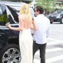 Amber Heard at Emilio's Ballato in New York - 454 x 682