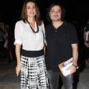 Vassilis Haralambopoulos and Lina Printzou - 454 x 668