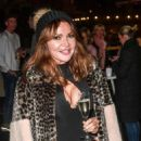 Lizzie Cundy – The Natural History Museum Ice Rink VIP Launch Night in London - 454 x 689