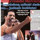 Freddie Mercury - Zycie na goraco Magazine Pictorial [Poland] (24 November 2016) - 454 x 594