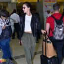 Alessandra Ambrosio – Seen at a airport in Sao Paulo - 454 x 632