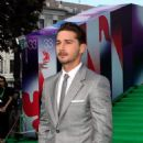 Shia Labeouf was on hand, June 23, to premiere his new film, Transformers: Dark of the Moon, in Moscow