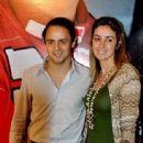 Felipe Massa and Rafaela Bassi - 313 x 464