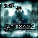 "Royce Da 5'9"" Album - The Bar Exam 3 (No DJ Version)"
