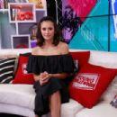 Nina Dobrev – At the Young Hollywood Studio in LA