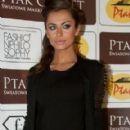 "Natalia Siwiec in open market ""Ptak Outlet''"