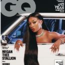 Megan Thee Stallion - GQ Magazine Cover [United States] (December 2020)