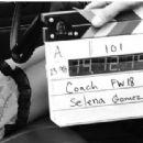 Selena Gomez – Coach FW Campaign 2018