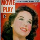 Susan Hayward - Movie Play Magazine Cover [United States] (September 1947)