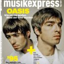 Liam Gallagher - Musikexpress Magazine Cover [Germany] (December 2020)