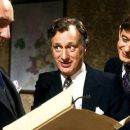 Paul Eddington as James Hacker in Yes, Minister and Yes, Prime Minister - 454 x 255