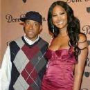 Russell Simmons and Kimora Lee Simmons - 240 x 350