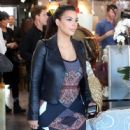 Kim Kardashian: leave her house and head to a studio in Hollywood