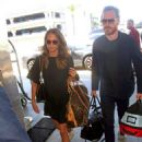 Alicia Vikander and Michael Fassbender – Catch a Flight Out of LAX 07/25/2017 - 454 x 605