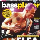 Flea - Bass Player Magazine Cover [United States] (1 December 2019)