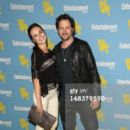 Jamie Kennedy and Nicolle Radzivil Comic Con 2012