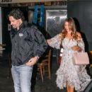 Sofia Vergara – Leaving Il Pastaio Restaurant in Beverly Hills