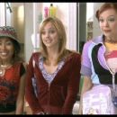Maritza Murray, Anna Faris and Alexandra Holden in a comedy movie The Hot Chick - 2002 distributed by Touchstone
