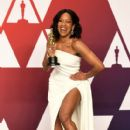 Regina King At The 91st Annual Academy Awards - Press Room - 409 x 600