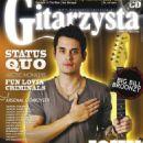 John Mayer - Gitarzysta Magazine Cover [Poland] (June 2010)