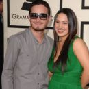 Jennifer Peña and Obie Bermúdez