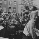 Arthur Miller and Marilyn Monroe - 454 x 297