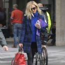 Fearne Cotton Out About In London