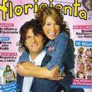 Fabio Di Tomaso, Florencia Bertotti - Floricienta Magazine Cover [Argentina] (October 2005)