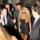 Katie Price and Leandro Penna in Central London