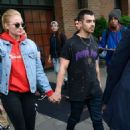 Sophie Turner – Out and about in NYC