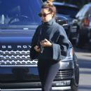 Ashley Tisdale in Tights – Out in Los Angeles