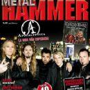 Perttu Kivilaakso - Metal&Hammer Magazine Cover [Spain] (October 2015)