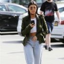 Kourtney Kardashian at the grocery store in Calabasas