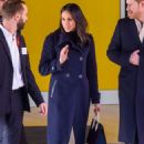 Meghan Markle and Prince Harry – Leaving Nottingham Contemporary art gallery in Nottingham