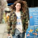 Bethany Joy Lenz out and about in Los Angeles - 454 x 819