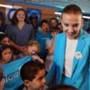 Millie Bobby Brown – UNICEF's 'Go Blue' Petition for World Children's Day 2018 - 454 x 294
