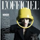 L'Officiel Italy June 2020 - 454 x 601