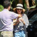 Dakota Johnson – Leaving The Sunset Tower in West Hollywood