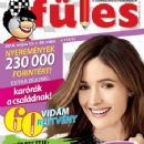 Rose Byrne - Fules Magazine Cover [Hungary] (13 May 2014)