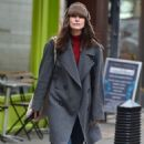 Keira Knightley – Out in East London