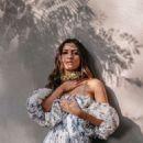 Francia Raisa by Derrick Freske for Pulse Spikes (Spring 2018) - 454 x 636
