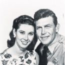 Andy Griffith and Elinor Donahue