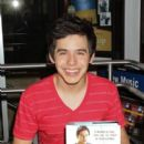 David Archuleta performs in Las Vegas
