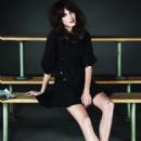 Alexa Chung for Flare Magazine