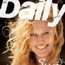 Toni Garrn The Daily Summer Magazine Mayjune 2015
