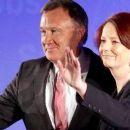 Julia Gillard and Tim Mathieson - 454 x 256
