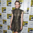 Danielle Panabaker – The Flash Movie Panel at Comic-Con 2017 - 454 x 681